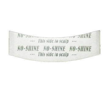 No-Shine, C Contour Strips, 36 Strips per bag
